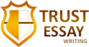 Small trustessaywriting logo